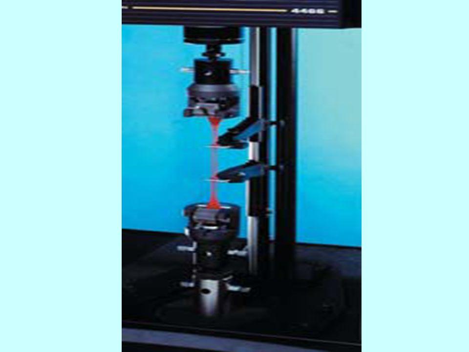 Nei laboratori delle industrie e degli istituti di ricerca vengono realizzati test per ottenere curve Forza/Allungamento ma sempre a trazione quasi- s