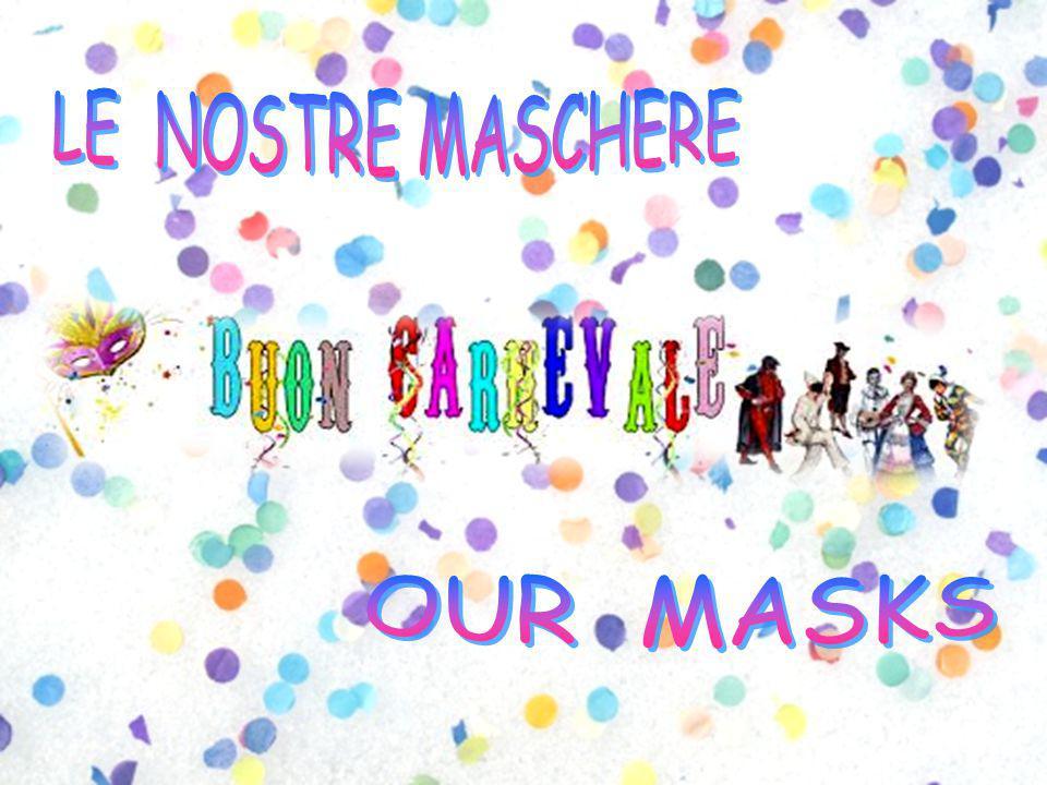 È una maschera che arriva da Milano ed è nata verso la fine del Seicento.