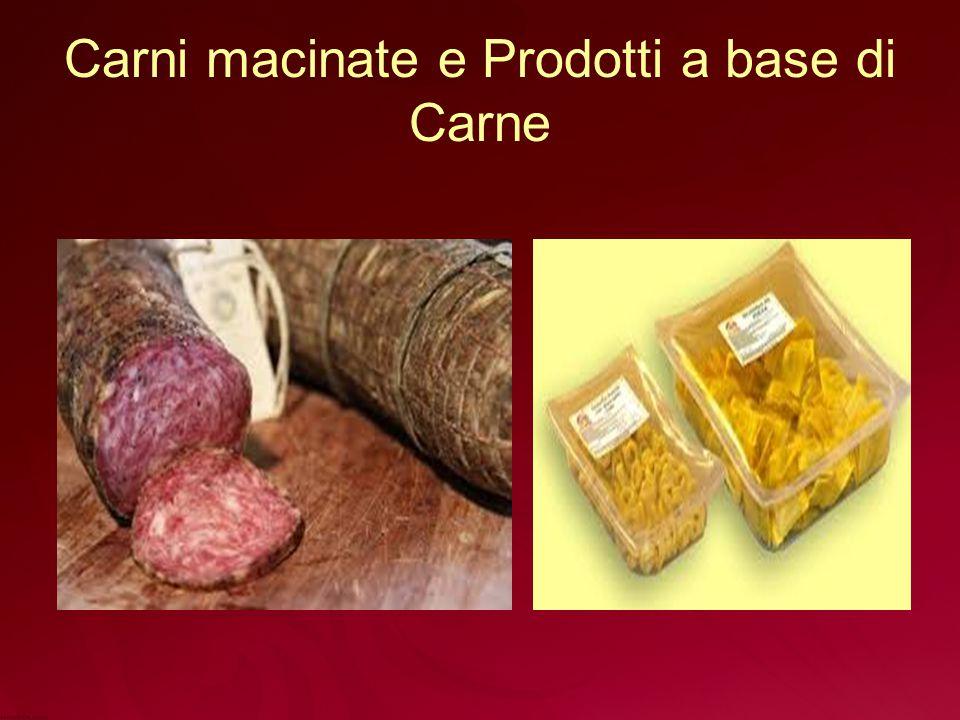 Carne macinata Reg.