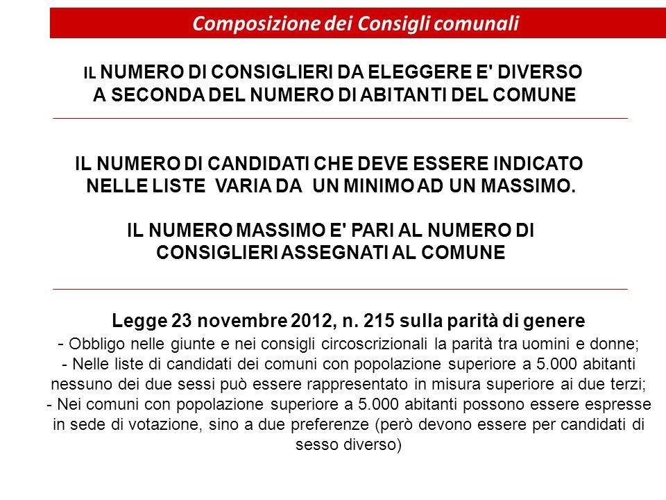 CITTADINI ITALIANI POSSONO CANDIDARSI MA SOLO ALLA CARICA DI CONSIGLIERE COMUNALE, NON A QUELLA DI SINDACO.