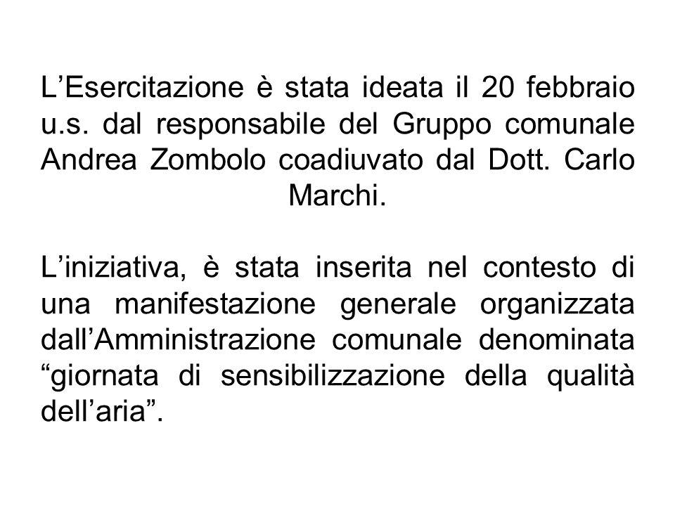17,35 Il capo squadra Dal Chiele dal settore 4, comunica alla centrale operativa il ritrovamento dei dispersi; n.
