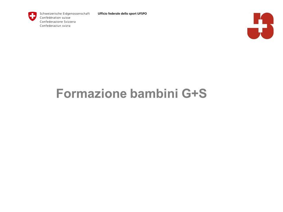 Formazione bambini G+S