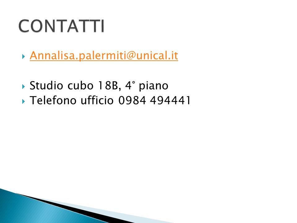 MERCOLEDI - DALLE 12 ALLE 13  GIOVEDI - DALLE 11.30 ALLE 13.30