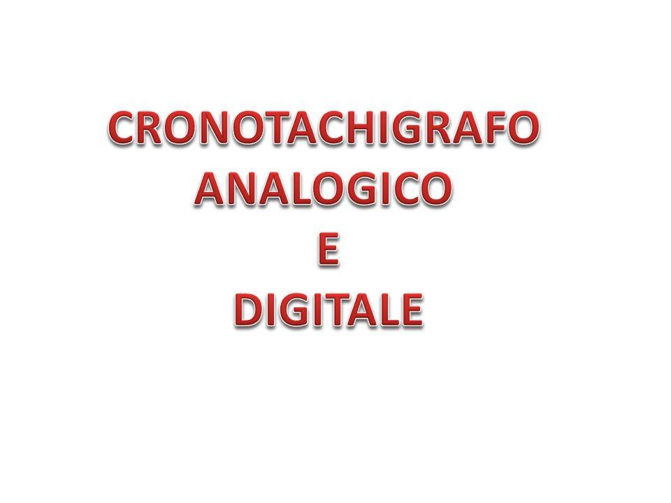 Il decreto del Ministero del Lavoro e delle Politiche Sociali del 31 marzo 2006 definisce le modalita di conservazione e trasferimento dati dal tachigrafo digitale introdotto dal regolamento (CE) n.