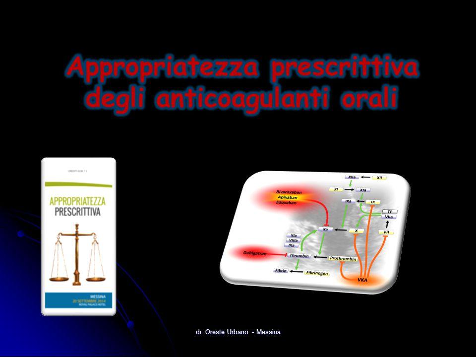 dr. Oreste Urbano - Messina