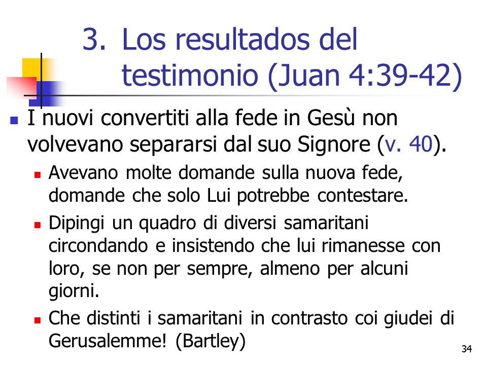 I nuovi convertiti alla fede in Gesù non volvevano separarsi dal suo Signore (v. 40). Avevano molte domande sulla nuova fede, domande che solo Lui pot