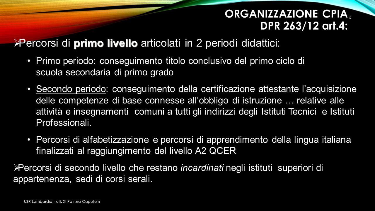 CIRCOLARE 36 DEL 10 APRILE 2014 USR Lombardia - uff. XI Patrizia Capoferri 6