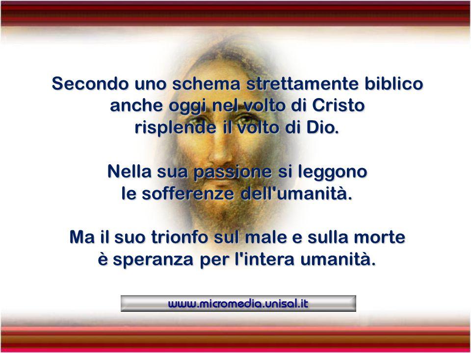 Quattordicesima Stazione: Gesù è sepolto. Giuseppe d'Arimatea, avvolse Gesù nel lenzuolo e lo depose in un sepolcro scavato nella roccia. Poi fece rot