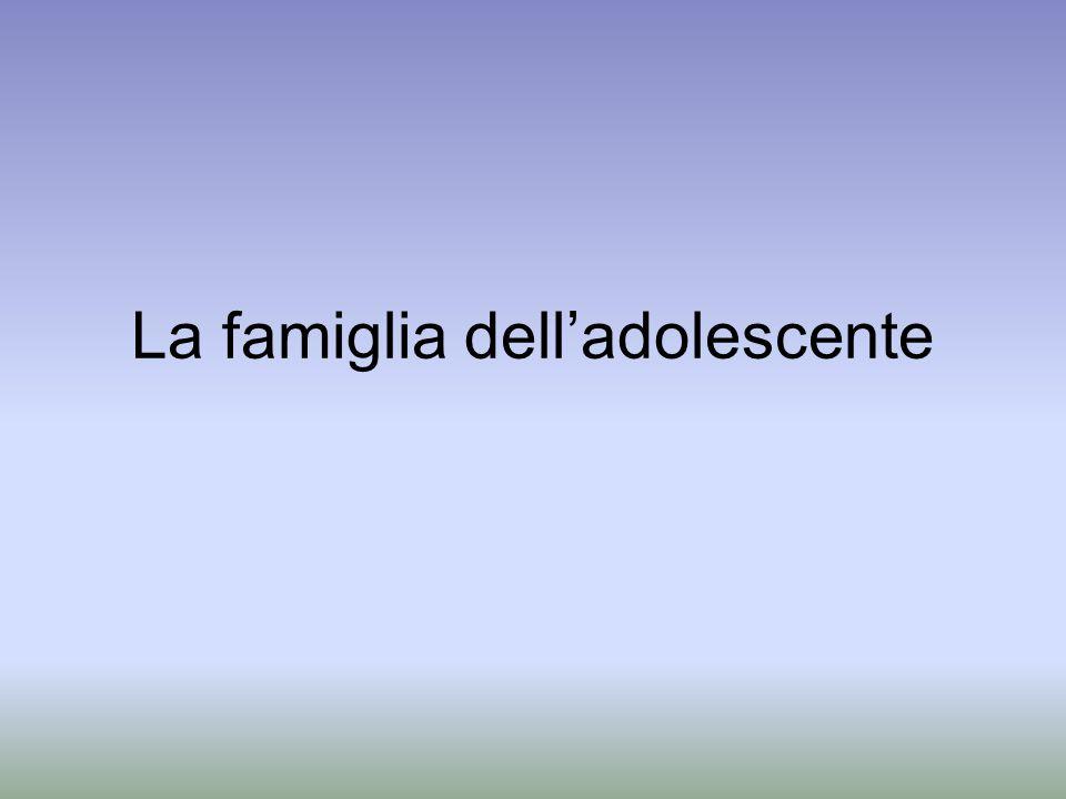 Genitorialità Il termine genitorialità rimanda a una serie di temi: essere in contatto con l'immagine interna di padre e madre; la rappresentazione di sé nel ruolo di genitore; le rappresentazioni del figlio (figlio interno).