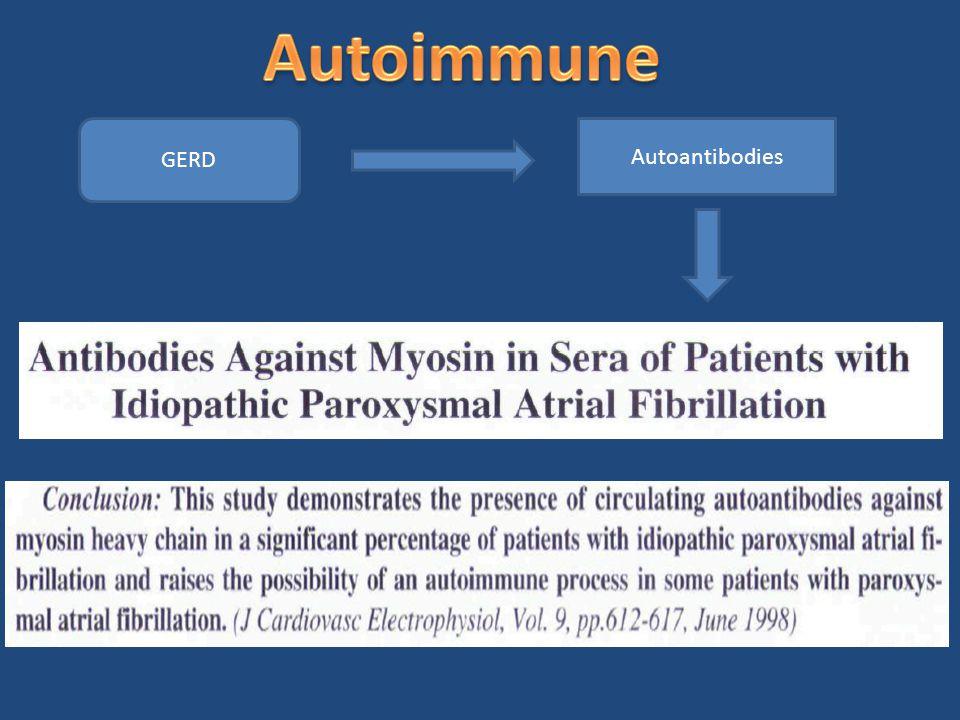 GERD Autoantibodies