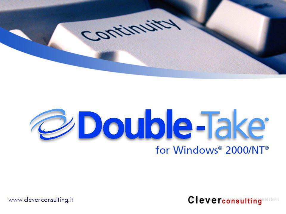 Continuity Solutions Il Processo di Failover di Double-Take
