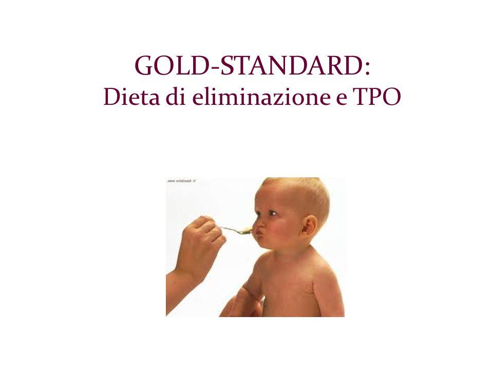 GOLD-STANDARD: Dieta di eliminazione e TPO