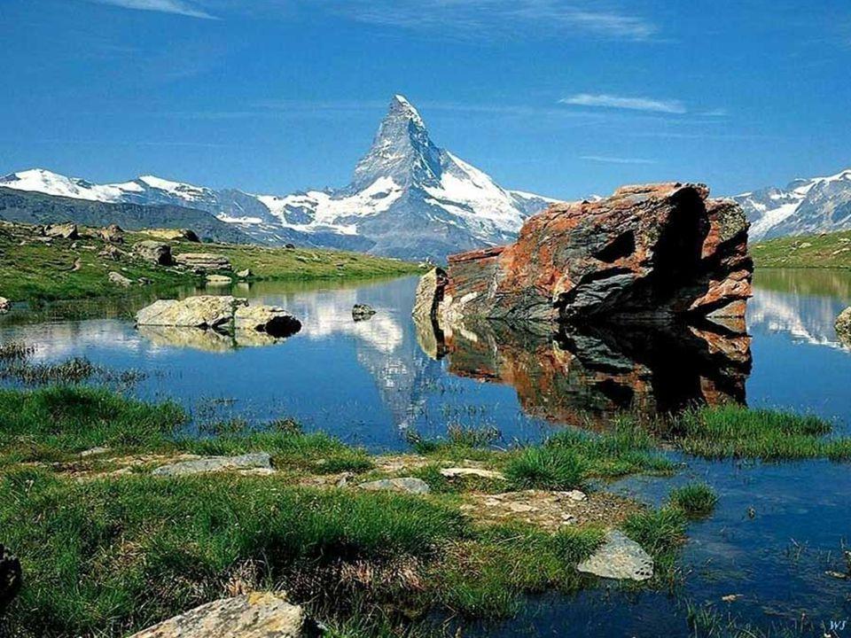 Il Cervino è probabilmente la montagna più famosa delle Alpi per il suo aspetto spettacolare, piramidale.