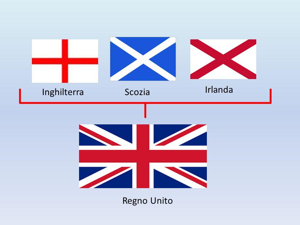 Inghilterra Irlanda Scozia Regno Unito