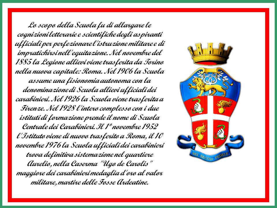 La Scuola di Applicazione può vantare allievi illustri: Camillo Benso conte di Cavour, Alfonso La Marmora, Emanuele Filiberto Duca delle Puglie, Luigi