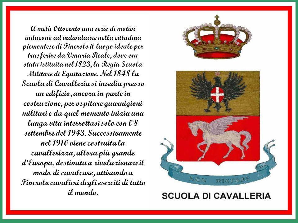 La Scuola Militare di Fanteria di Ivrea nasce a Torino nel 1849 dall'allora Reale Accademia di Savoia (primo gennaio 1679) con il nome di Scuola Norma