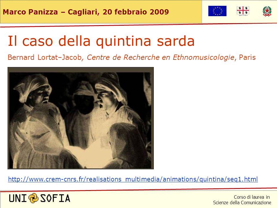 Corso di laurea in Scienze della Comunicazione Marco Panizza – Cagliari, 20 febbraio 2009 Spettrogramma di voce cantata Da un vocalizzo di Maria Calla