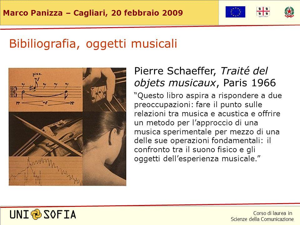Corso di laurea in Scienze della Comunicazione Marco Panizza – Cagliari, 20 febbraio 2009 Mantenendo costante lo spettro, ma modificando l'inviluppo,