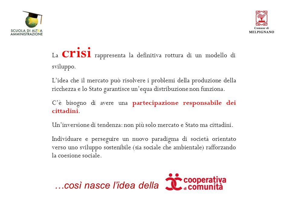 Progetto strategico della rete nazionale dei Borghi Autentici d'Italia (progetto condiviso, attraverso apposito protocollo, con la Lega Nazionale delle Cooperative e Mutue - LEGACOOP) …territori e comunità che ce la vogliono fare…