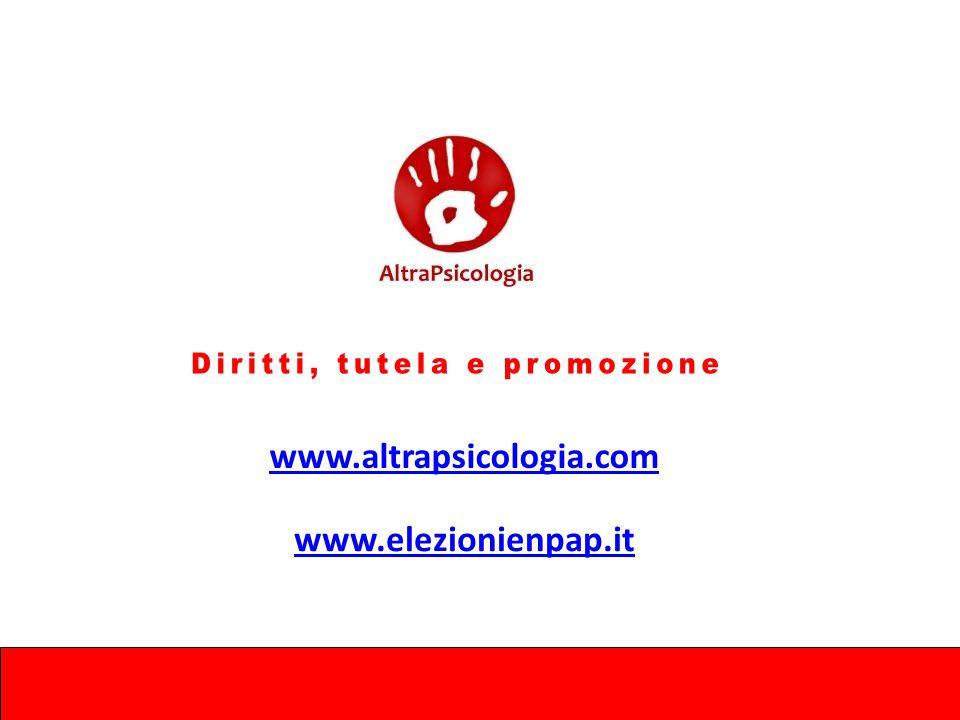 www.altrapsicologia.com www.elezionienpap.it