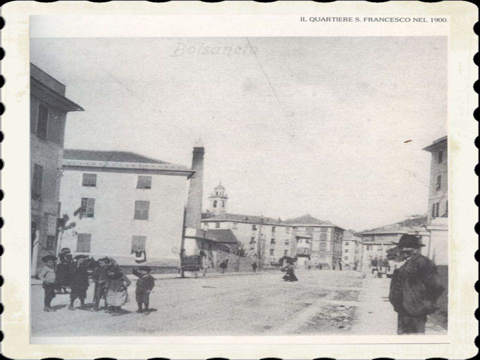 1)Le origini di Bolzaneto come centro abitato risalgono al tempo della sua dipendenza dalla parrocchia di San Felice, che si trovava nell'allora capol