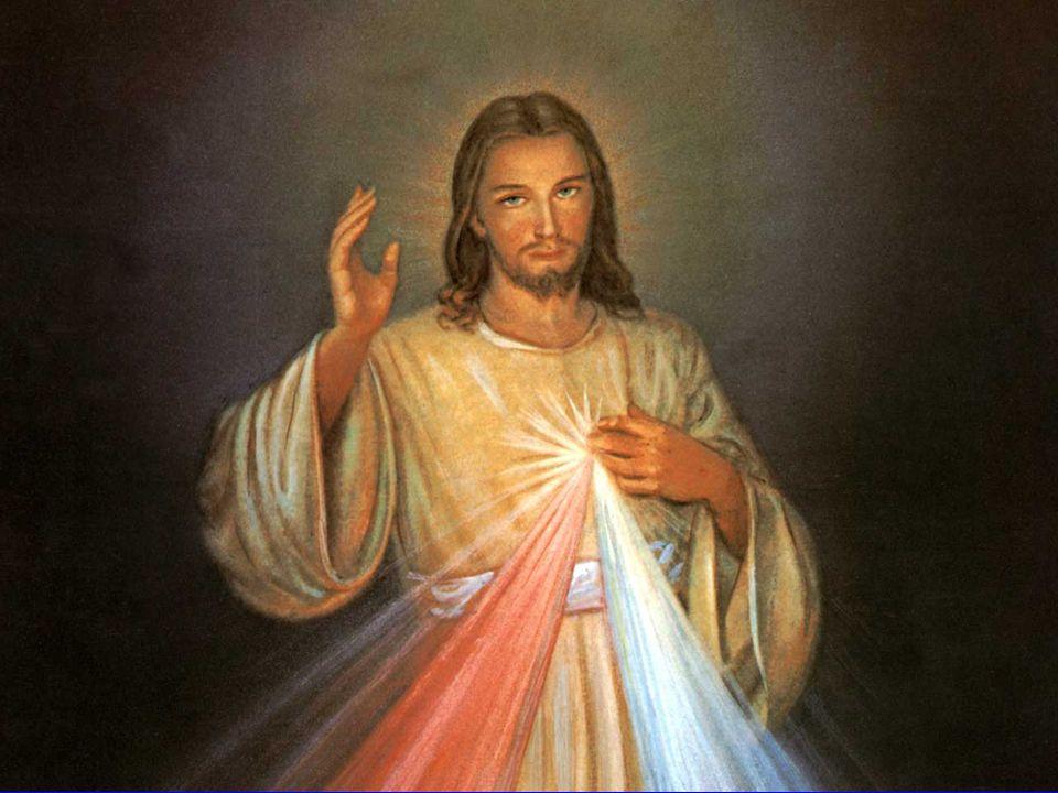 Cari fratelli e sorelle, accogliamo il dono della pace che ci offre Gesù risorto, lasciamoci riempire il cuore dalla sua misericordia.