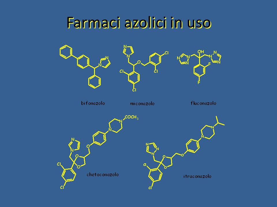 Farmaci azolici in uso
