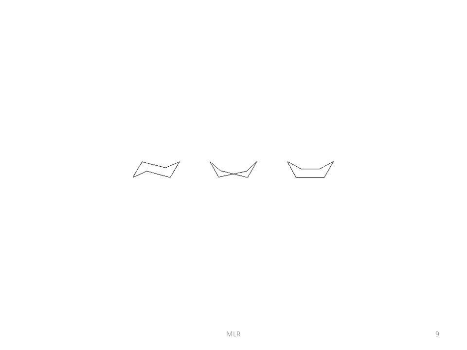 10 Spesso è necessario visualizzare le molecole nelle tre dimensioni dello spazio, per discriminare fra i diversi isomeri.