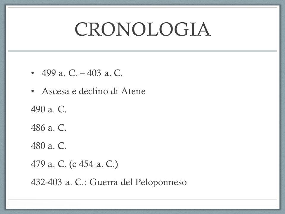 Il teatro tragico Cronologia: 630 a.C. (Arione di Metimna, inventore del ditirambo) 525 a.