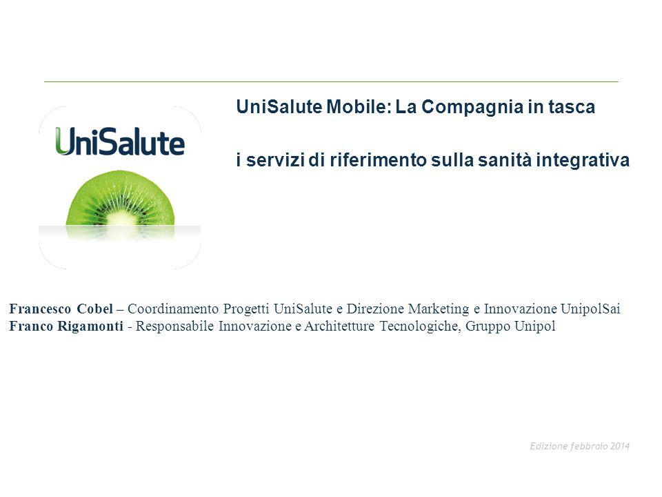 perché.12 Per mettere a disposizione dei clienti i servizi web in versione mobile.