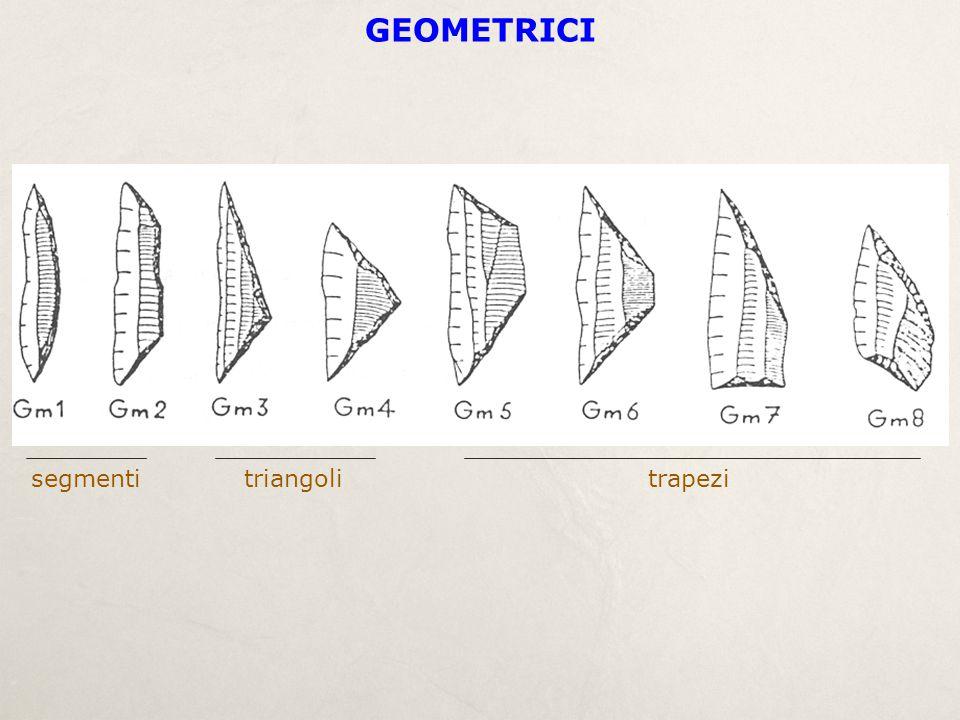 GEOMETRICI segmentitriangolitrapezi