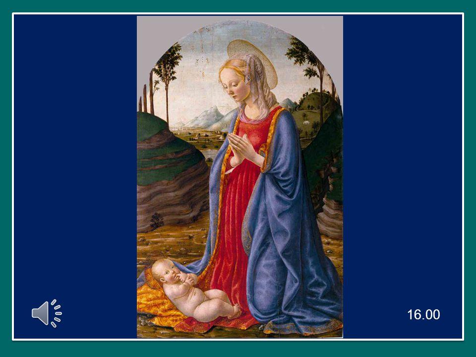 Infine, vorrei dirvi che mi ha colpito il fatto che mi abbiate donato un dipinto che rappresenta proprio una maternità .