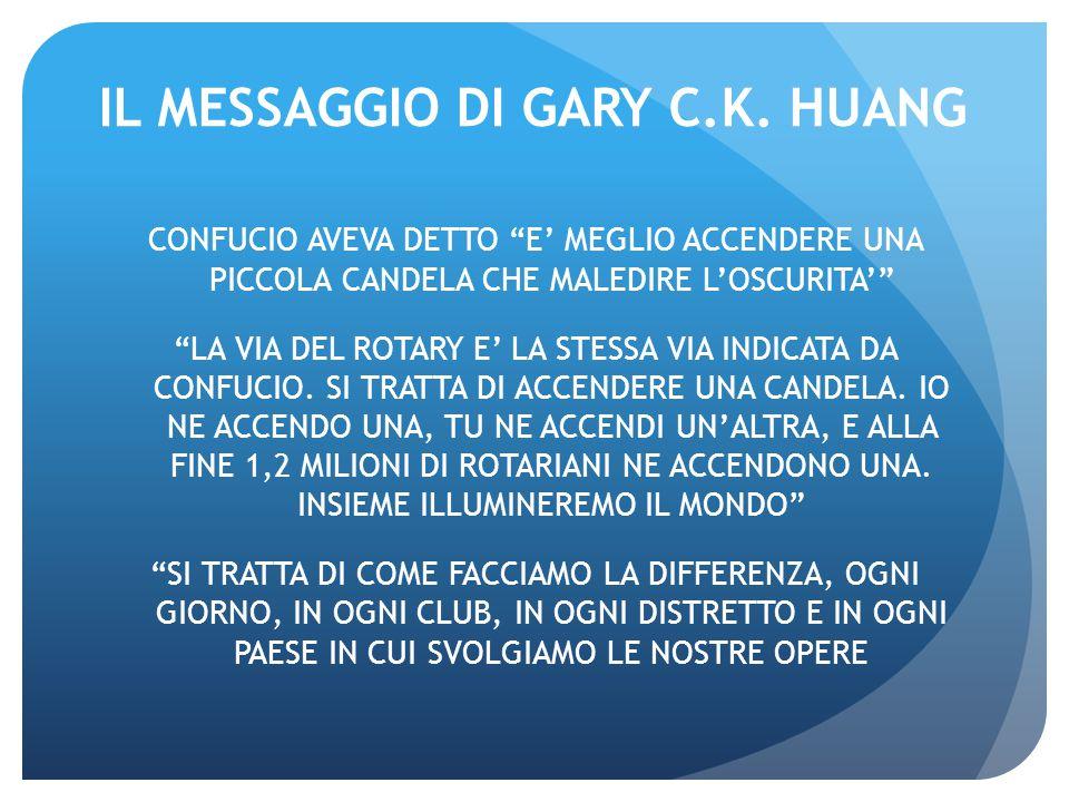 IL MESSAGGIO DI GARY C.K.