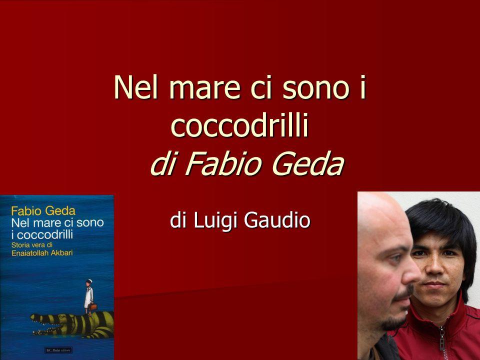 Autore Fabio Geda è un giornalista che ha pubblicato parecchi libri e reportage, ma ci interessa notare che nel libro l'autore non scompare, ed è presente, all'interno del testo, come ricorderemo anche nelle riflessioni finali.