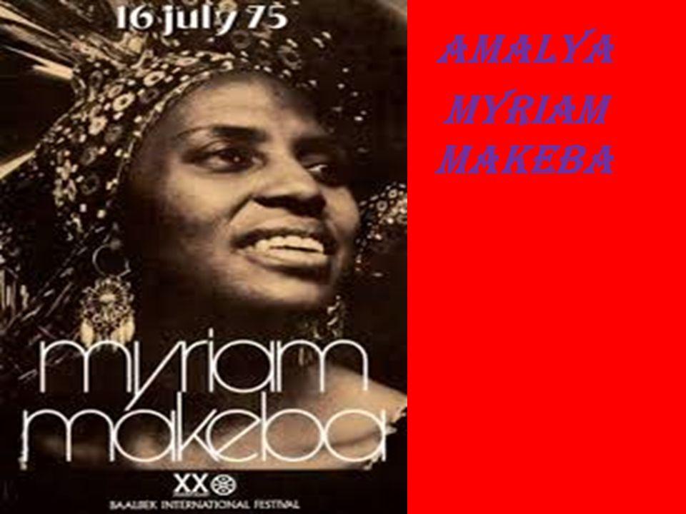 AMALYA MYRIAM MAKEBA