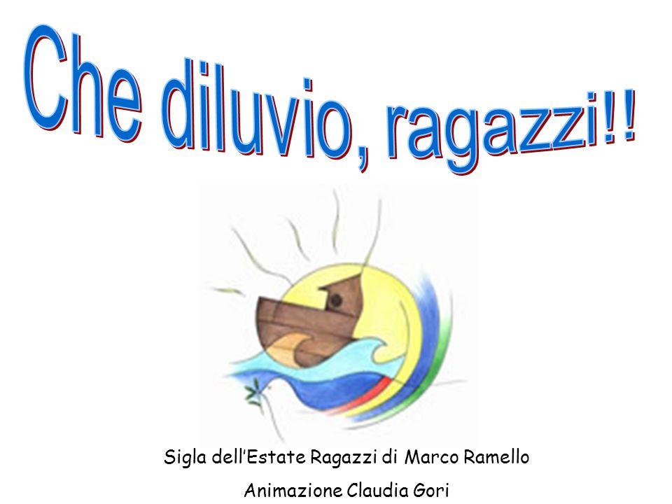 Sigla dell'Estate Ragazzi di Marco Ramello Animazione Claudia Gori