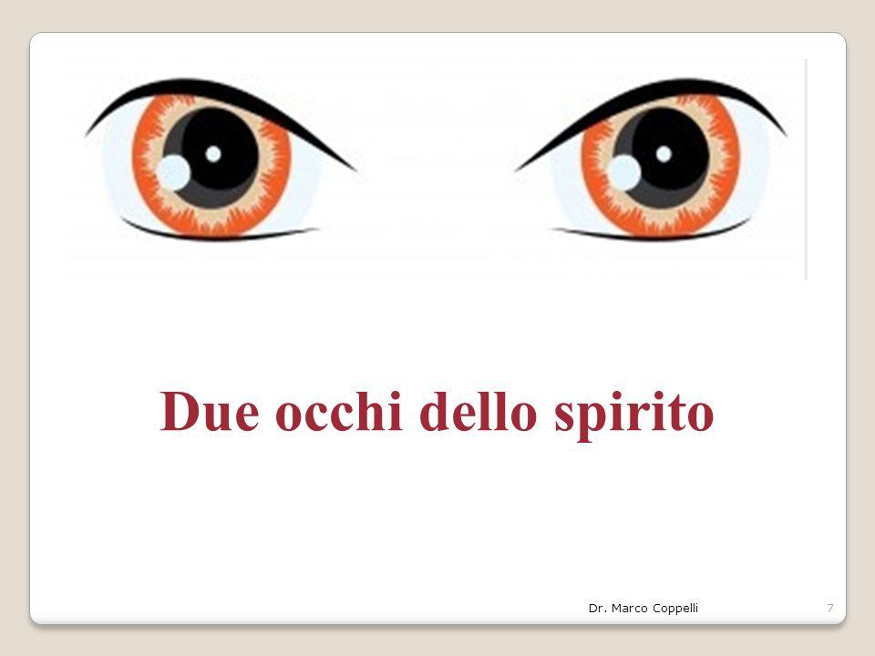 Due occhi dello spirito Dr. Marco Coppelli7
