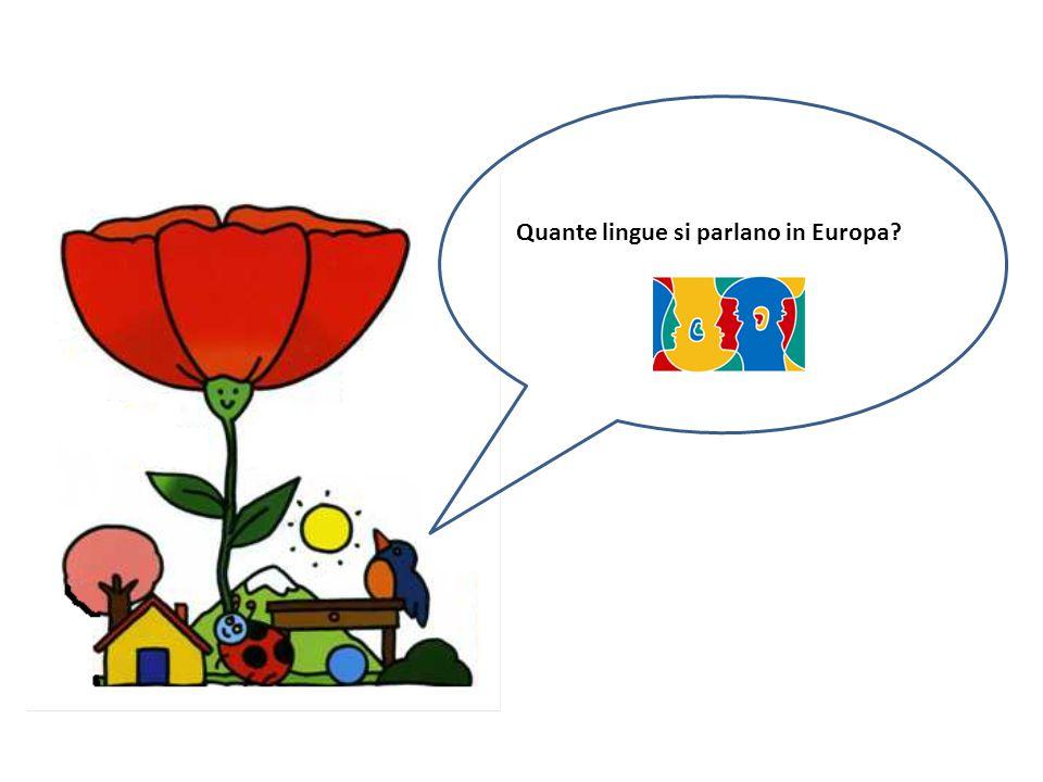 Quante lingue si parlano in Europa? 225