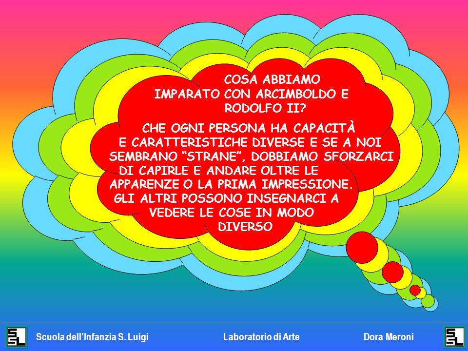 Scuola dell'Infanzia S. LuigiLaboratorio di ArteDora Meroni Torna indietro ANCHE L'AUTUNNO FA I SUOI IMPORTANTI REGALI CI SONO: LE ZUCCHE LE PATATE I