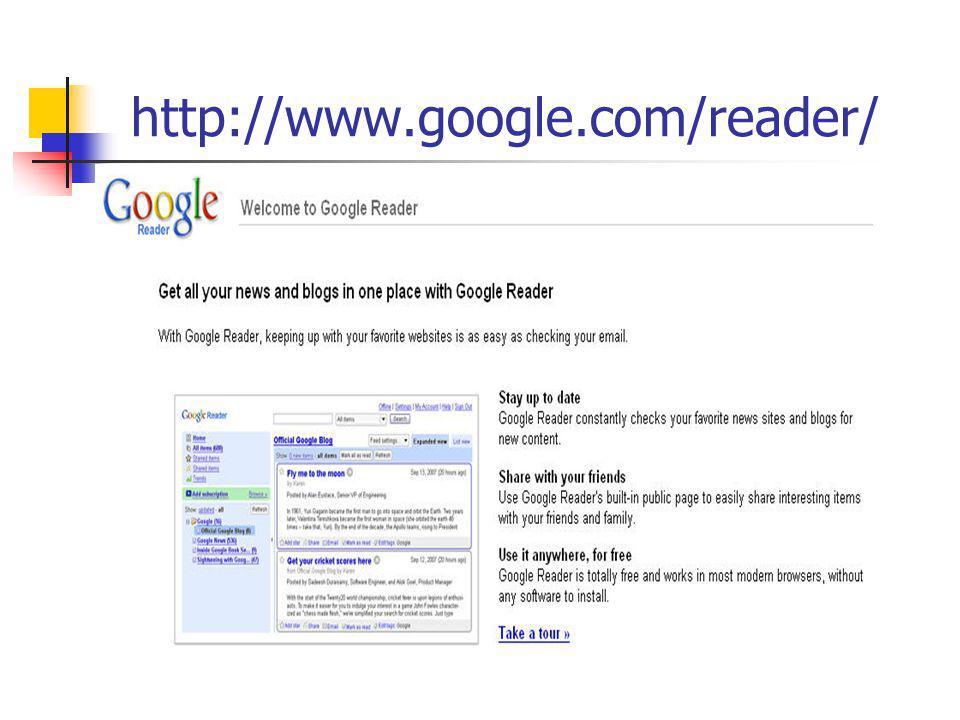 http://www.google.com/reader/