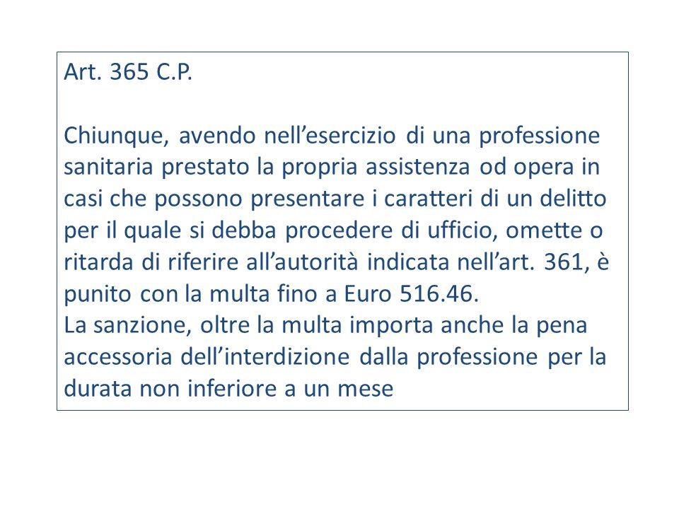 Art.365 C.P.