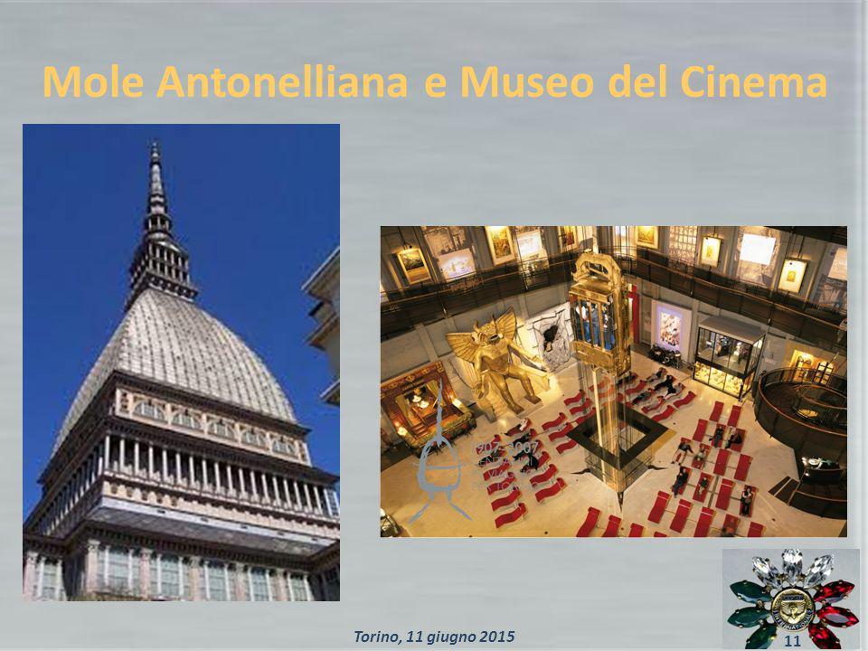 Mole Antonelliana e Museo del Cinema 11 Torino, 11 giugno 2015
