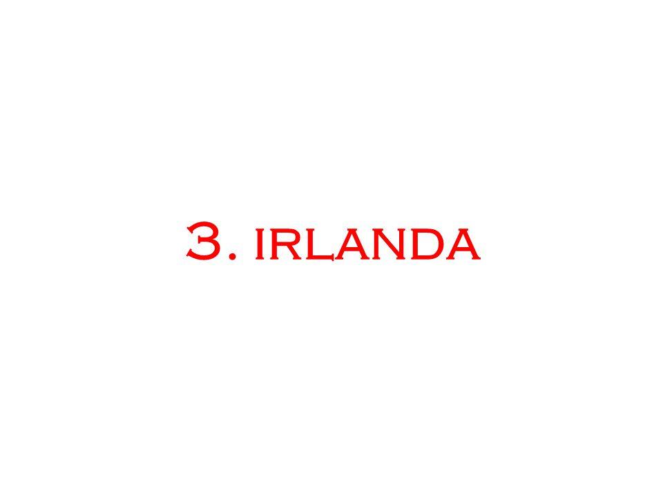 3. irlanda