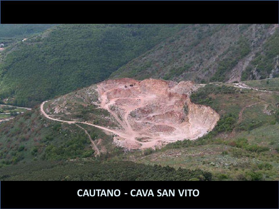 CAUTANO - CAVA SAN VITO