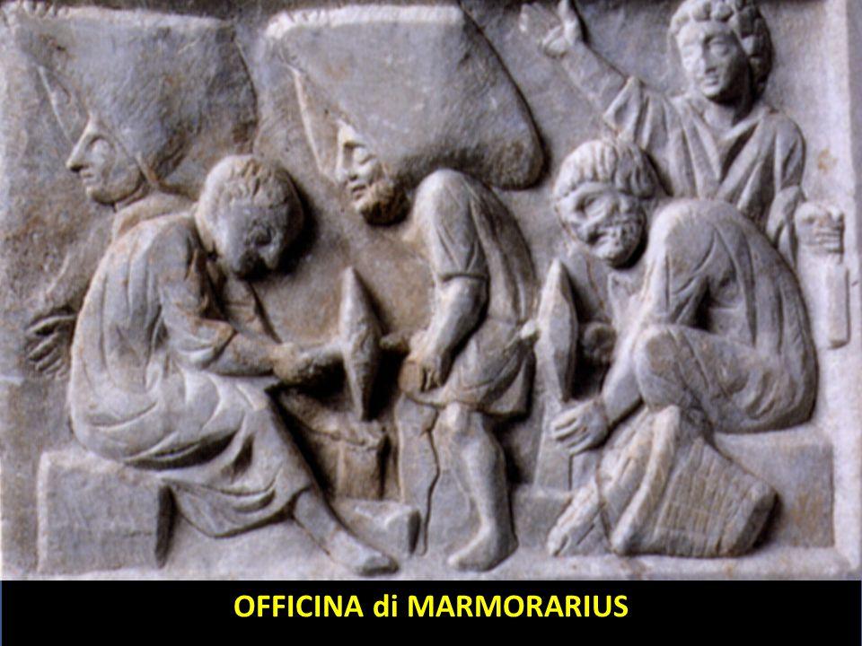 OFFICINA di MARMORARIUS