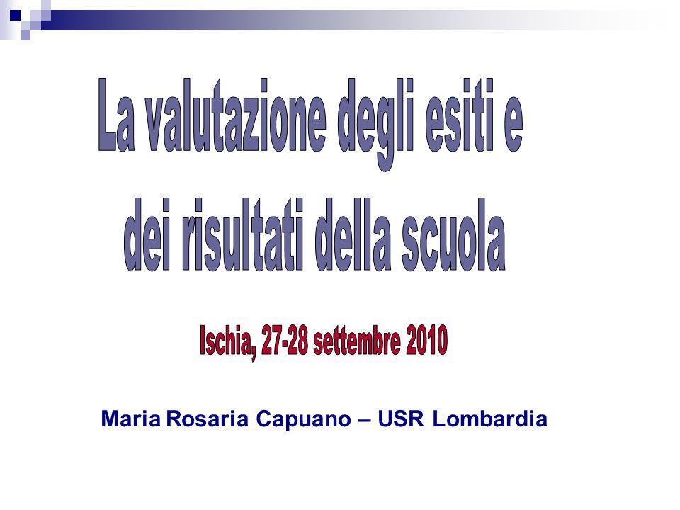 Maria Rosaria Capuano – USR Lombardia