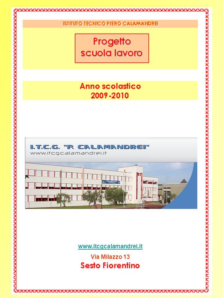 www.itcgcalamandrei.it Via Milazzo 13