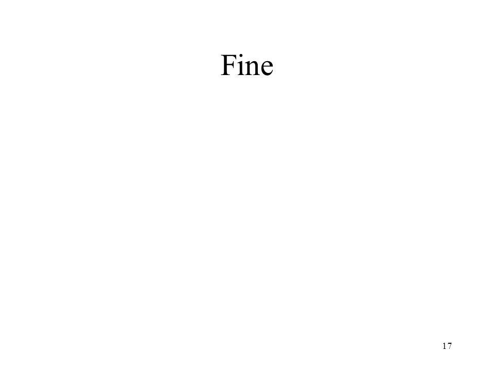 Fine 17