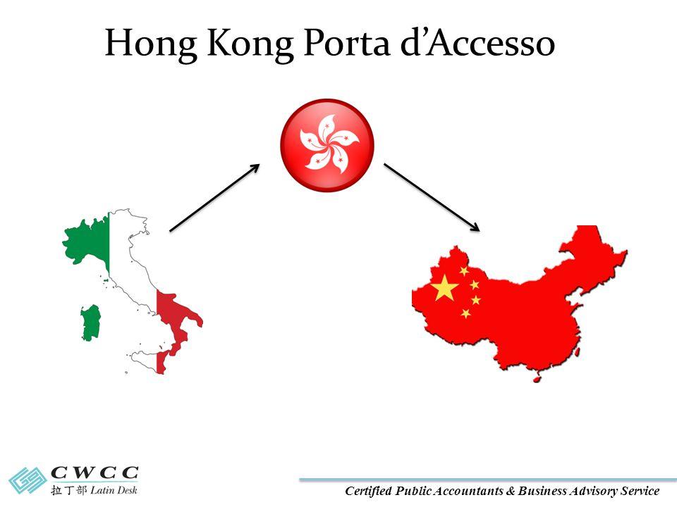 Hong Kong Porta d'Accesso