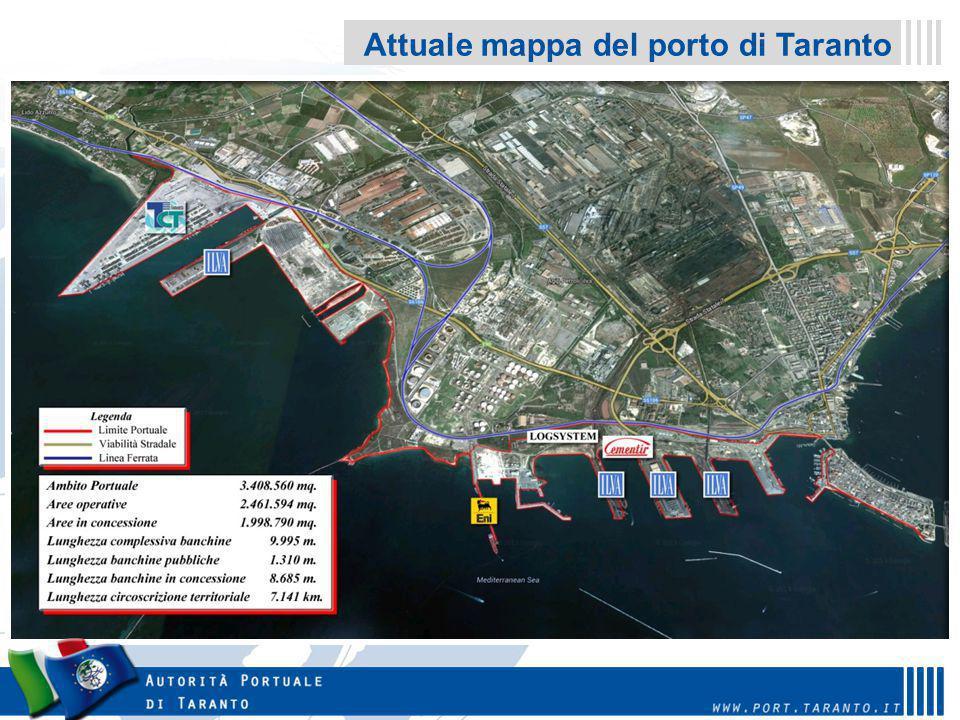 Porto di Trieste Porto di La Spezia Porto di Napoli Porto di Livorno Confronto con altri porti italiani